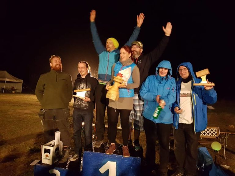 KUBB MIROW | 6. Kubb Mirow Turnier + 2. Deutsche Kubb-Jugend-Meisterschaft