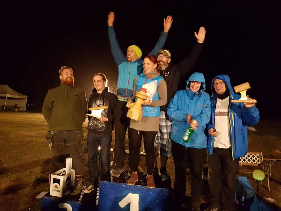 KUBB MIROW   6. Kubb Mirow Turnier + 2. Deutsche Kubb-Jugend-Meisterschaft