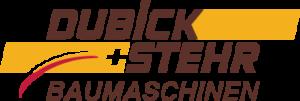 KUBB MIROW | SPONSOR | DUBICK & STEHR BAUMASCHINEN